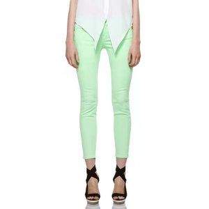 CURRENT/ELLIOTT The Stiletto cropped skinny Jean